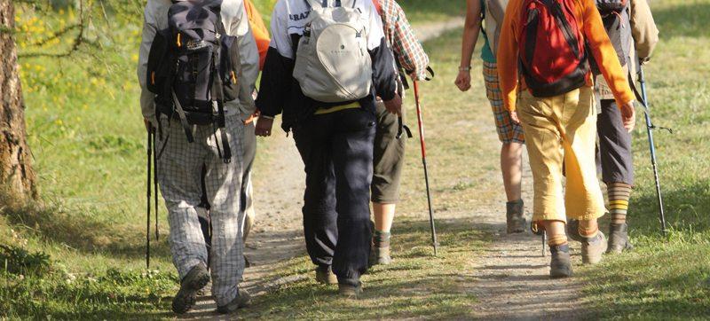 trekking castiglione della pescaia escursioni