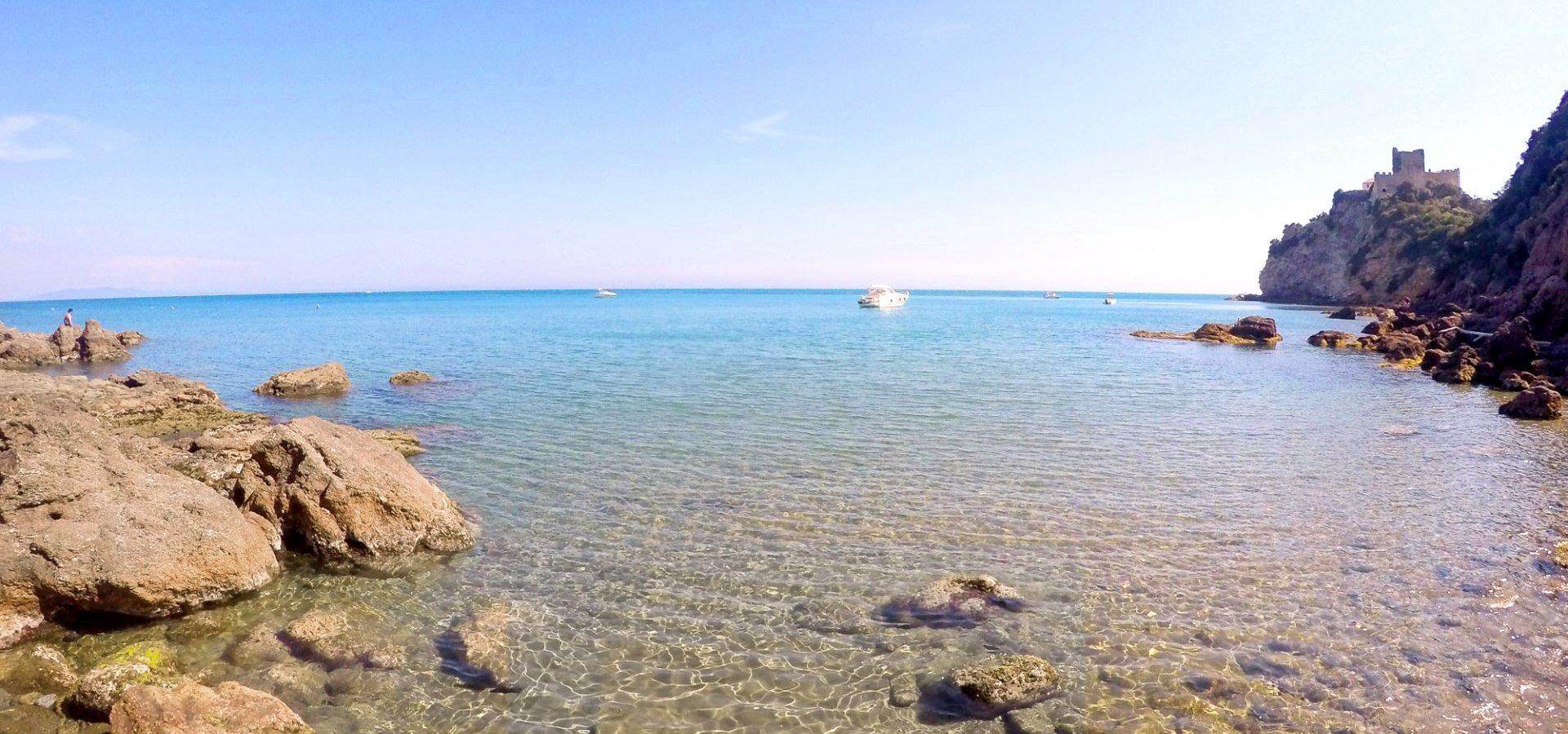 mare di castiglione della pescaia vicino all'agriturismo maremma toscana il maestrale